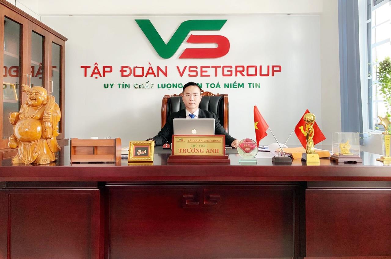 Công ty cổ phần tập đoàn VSETGroup