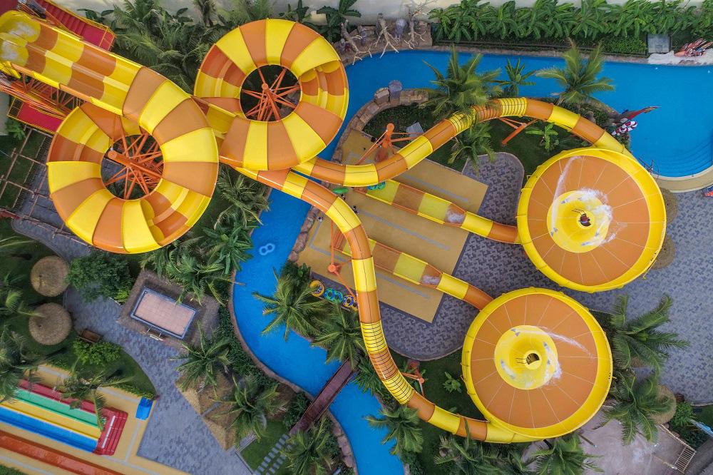 Top 5 trải nghiệm thế giới khiến giới trẻ mê mẩn tại công viên chủ đề lớn nhất Việt Nam - Ảnh 4.