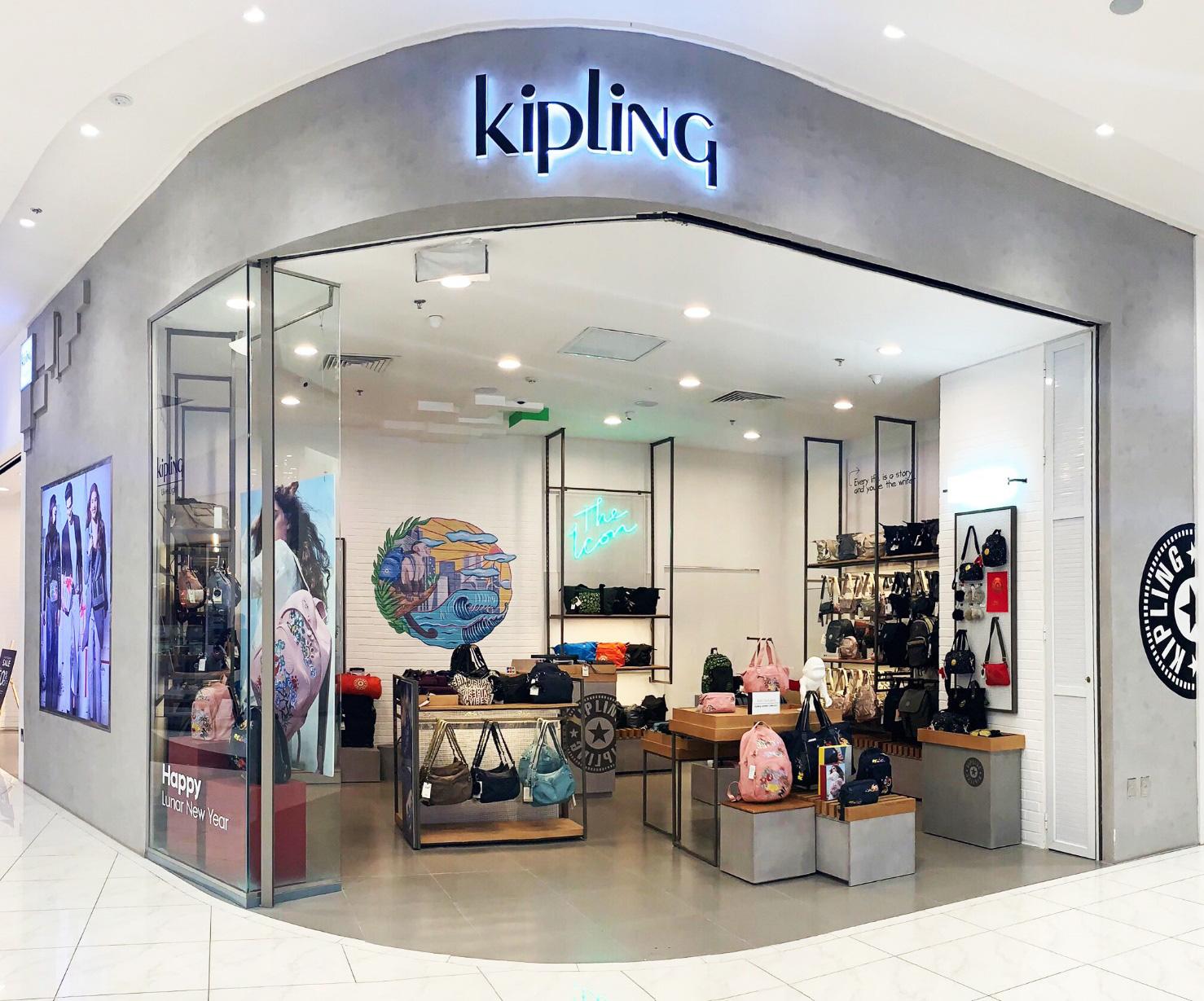 Kipling - Làn gió mới cho thời trang túi xách Việt Nam - Ảnh 4.