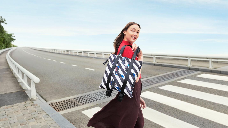 Kipling - Làn gió mới cho thời trang túi xách Việt Nam - Ảnh 5.