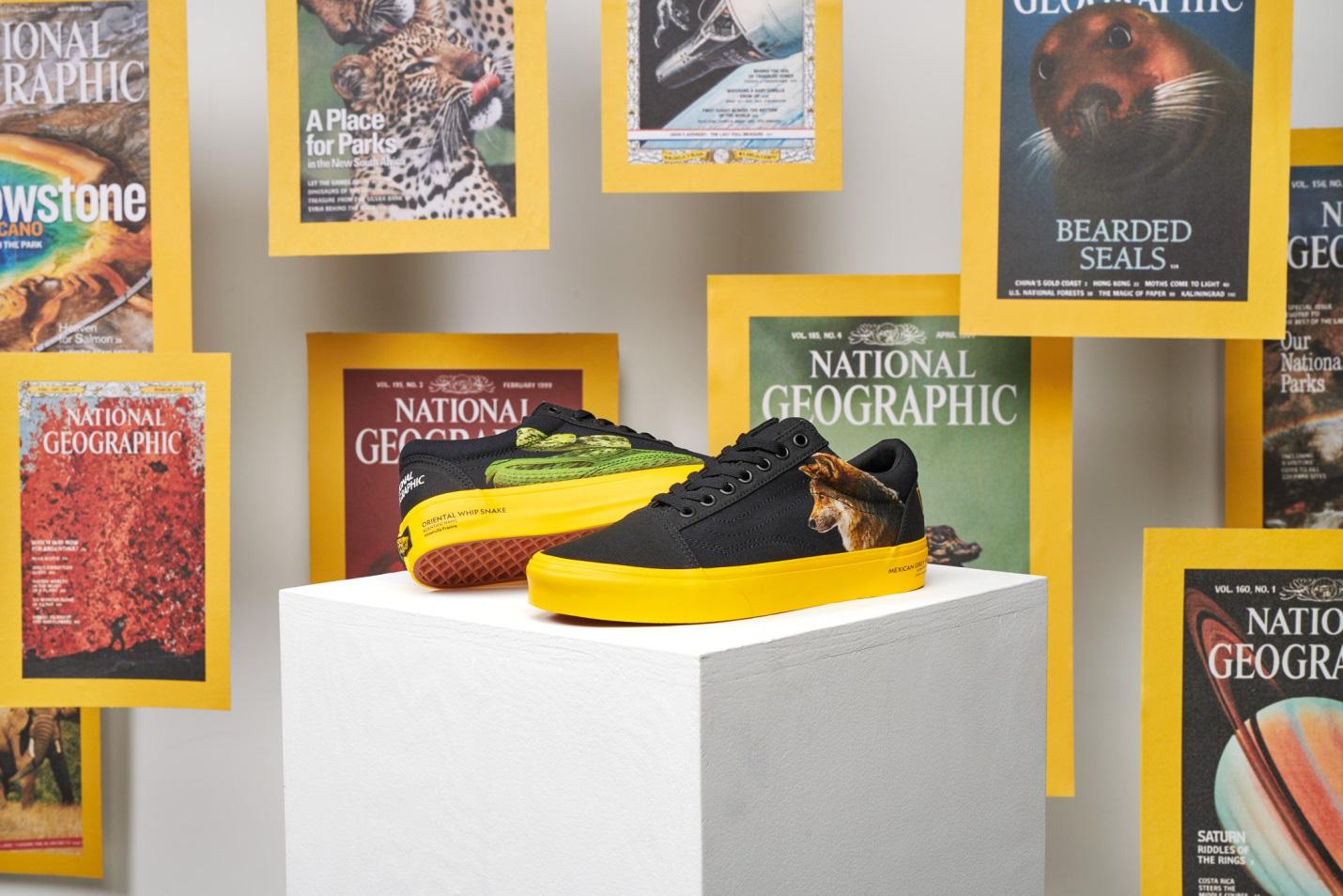 Vans lại gây sốt với siêu phẩm mới, vinh danh 132 năm cống hiến của National Geographic - Ảnh 5.