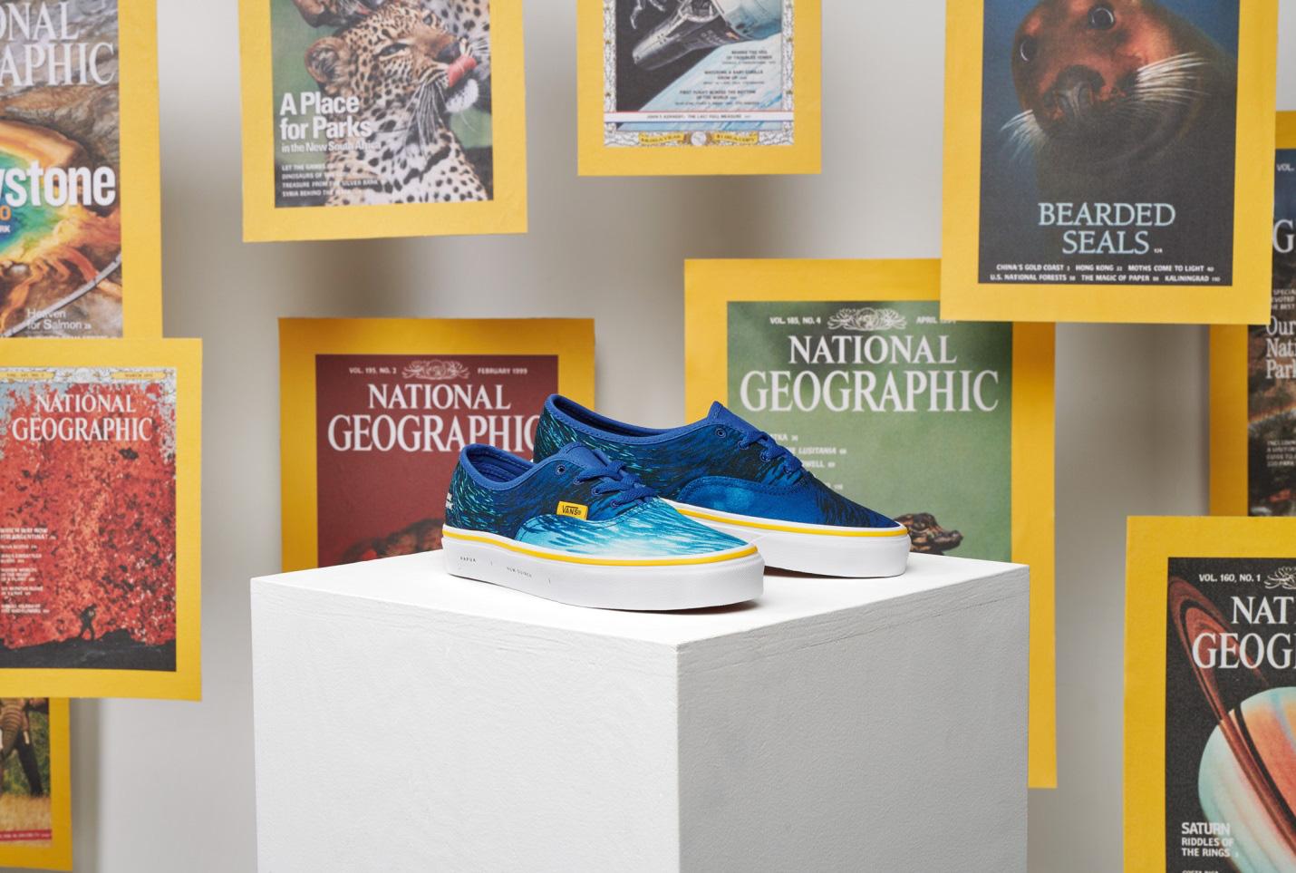 Vans lại gây sốt với siêu phẩm mới, vinh danh 132 năm cống hiến của National Geographic - Ảnh 6.