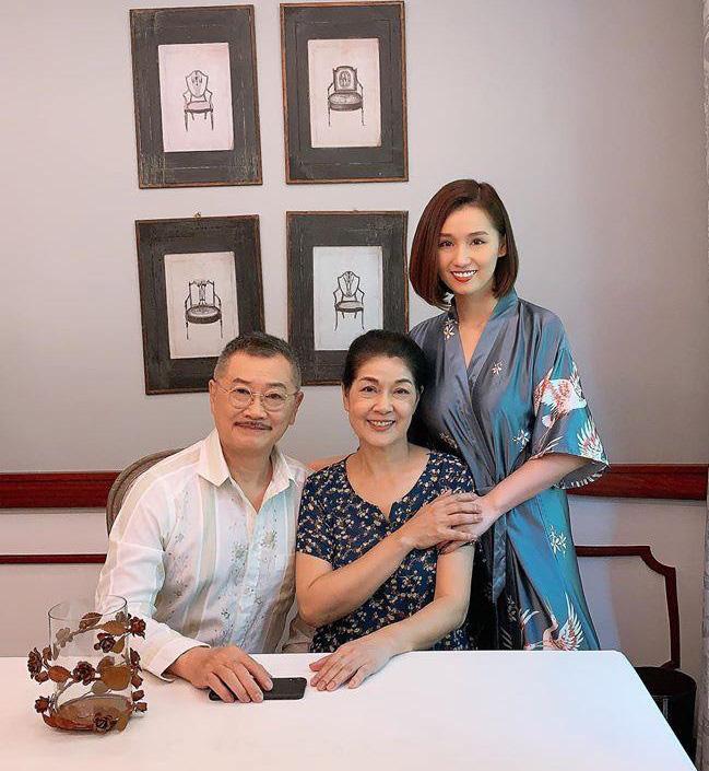 Học cách chăm sóc sức khỏe của gia đình Tuệ Lâm phim Tình Yêu và Tham Vọng - Ảnh 1.