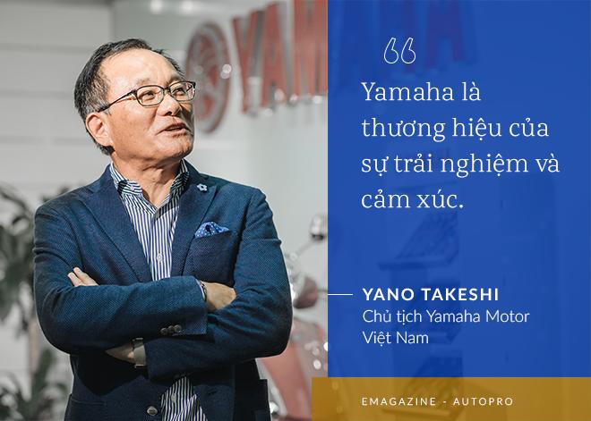 Chủ tịch Yamaha Việt Nam: 'Chúng tôi sẽ khơi dậy khách hàng trẻ tìm được bản ngã của chính mình' - Ảnh 4.