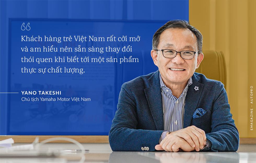 Chủ tịch Yamaha Việt Nam: 'Chúng tôi sẽ khơi dậy khách hàng trẻ tìm được bản ngã của chính mình' - Ảnh 11.