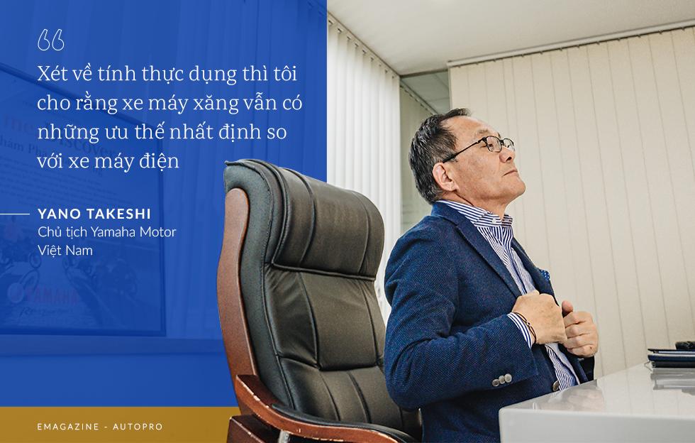 Chủ tịch Yamaha Việt Nam: 'Chúng tôi sẽ khơi dậy khách hàng trẻ tìm được bản ngã của chính mình' - Ảnh 14.