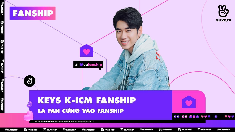 K-ICM xây dựng ngôi nhà chung cho fan trên nền tảng công nghệ Hàn Quốc - Ảnh 4.