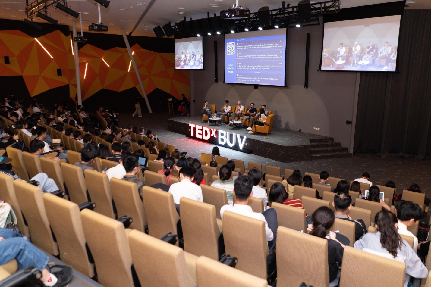 """TEDxBUV: """"Press Play"""" – Chương trình diễn thuyết tầm cỡ quốc tế mang đậm dấu ấn sinh viên - Ảnh 2."""