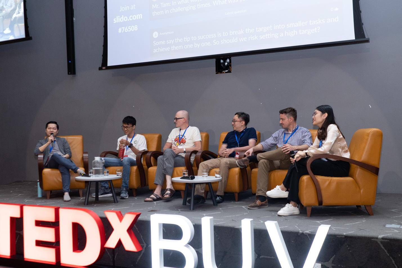 """TEDxBUV: """"Press Play"""" – Chương trình diễn thuyết tầm cỡ quốc tế mang đậm dấu ấn sinh viên - Ảnh 1."""