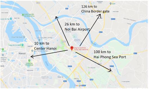 Cảng cạn Long Biên đi vào hoạt động tạo điều kiện cho doanh nghiệp xuất nhập khẩu - Ảnh 1.