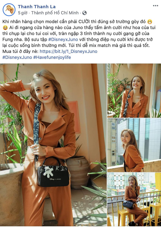 Cao Thiên Trang Nextop, Orange, Hương Ly… hào hứng phối đồ với túi Disney x Juno khoe street style mới lạ - Ảnh 8.