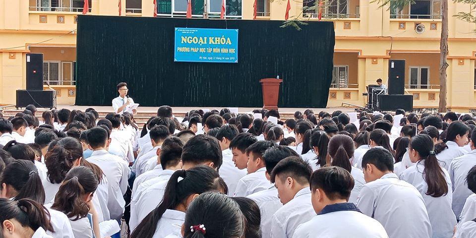Đột phá Hình học online cùng thầy Phạm Hữu Giang - Ảnh 2.