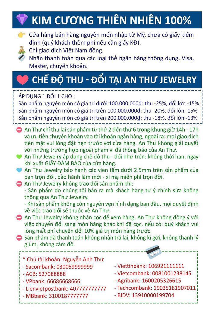 An Thư The Diamond Store – Thế giới kim cương - Ảnh 1.