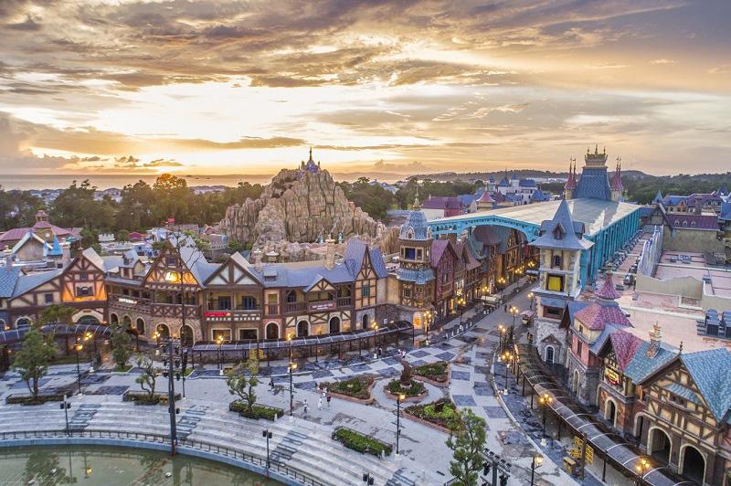 Khai trương công viên chủ đề lớn nhất Việt Nam – Vinwonders Phú Quốc - Ảnh 2.