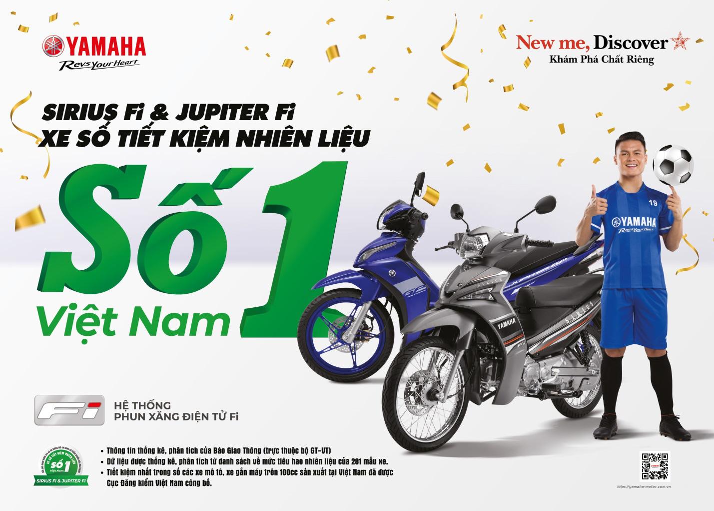 Xe máy tiết kiệm xăng số 1 Việt Nam gọi tên Yamaha Grande, Jupiter, Sirius - Ảnh 3.