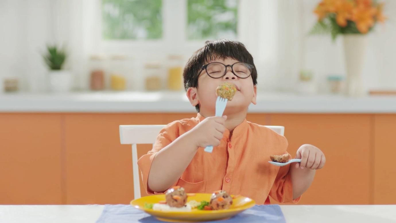 Bí quyết nấu siêu nhanh mà vẫn tròn dinh dưỡng, bé nào cũng thích - Ảnh 5.