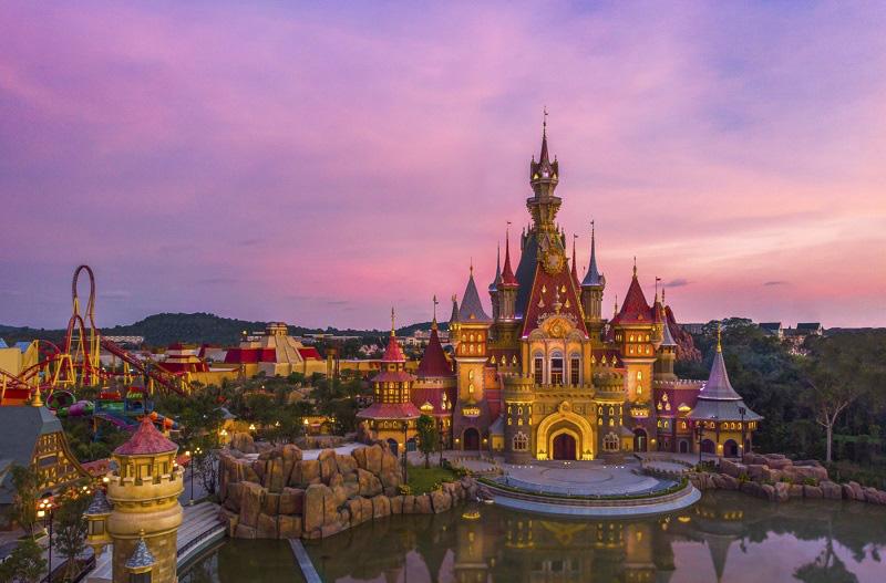 Khai trương công viên chủ đề lớn nhất Việt Nam – Vinwonders Phú Quốc - Ảnh 9.