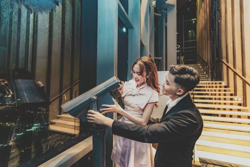 4 combo hẹn hò mát lạnh, sang chảnh chưa đến 400k cho giới trẻ Sài Gòn trong mùa hè này - Ảnh 3.