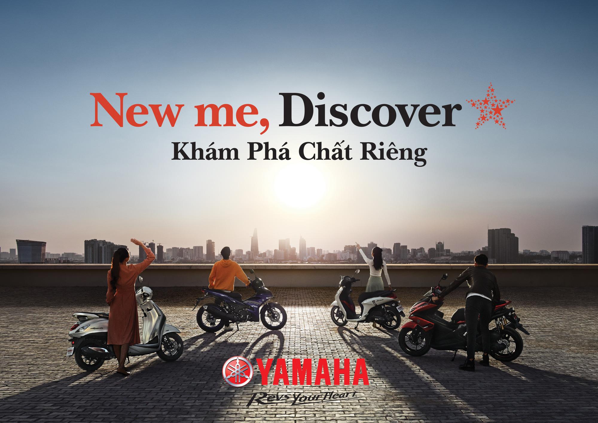 Chủ tịch Yamaha Việt Nam: 'Chúng tôi sẽ khơi dậy khách hàng trẻ tìm được bản ngã của chính mình' - Ảnh 2.