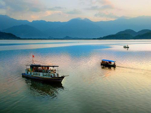 """Hồ Núi Cốc: Khu du lịch cần được đẩy mạnh """"đánh thức"""" tiềm năng tại Thái Nguyên - Ảnh 1."""