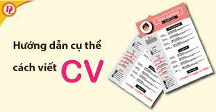 Hướng dẫn cách viết CV cho sinh viên thực tập - Ảnh 2.