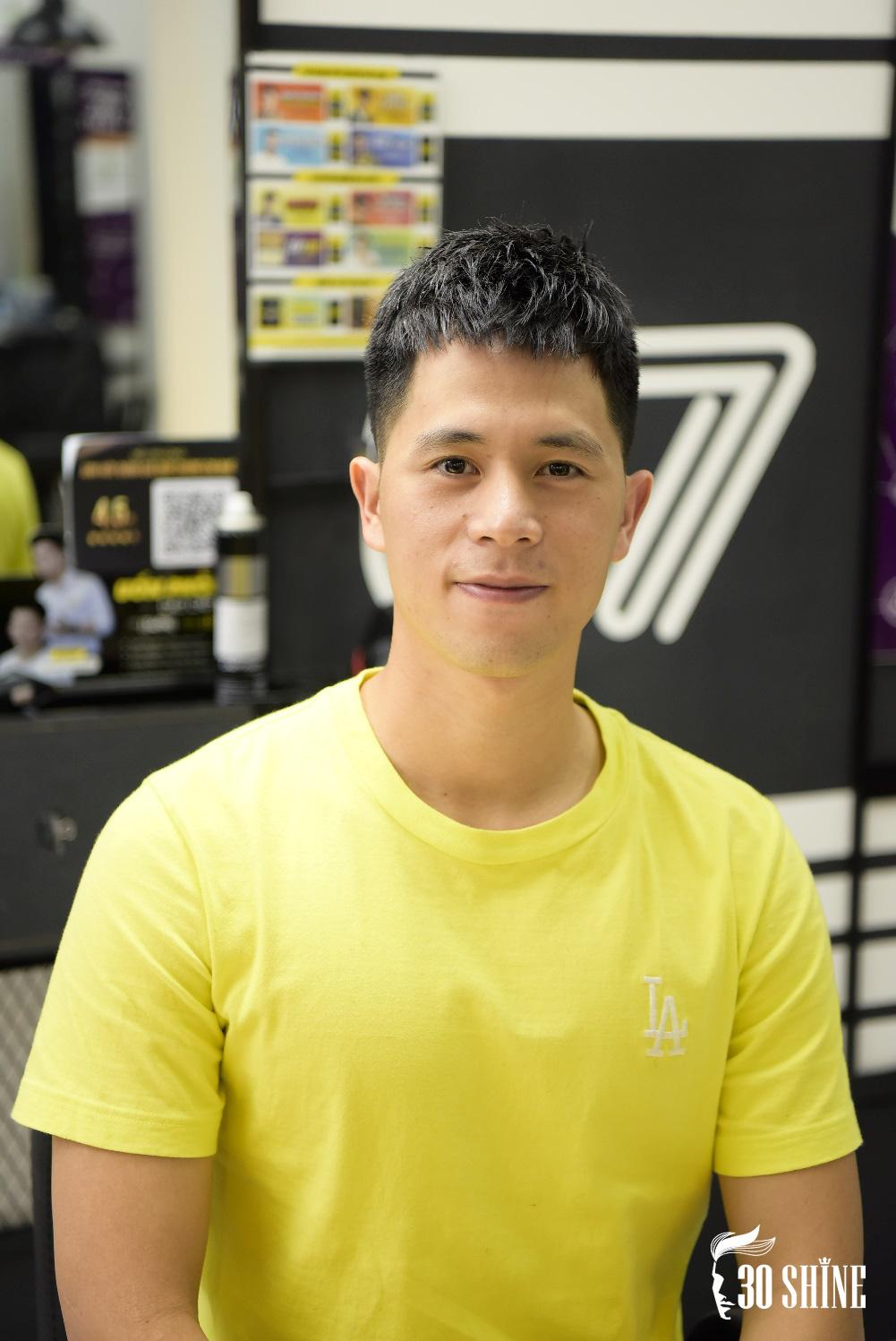 """Duy Mạnh - Đình Trọng thử một lần """"chơi lớn"""" kiểu tóc hot trend 2020 để xem fan có trầm trồ và cái kết - Ảnh 3."""