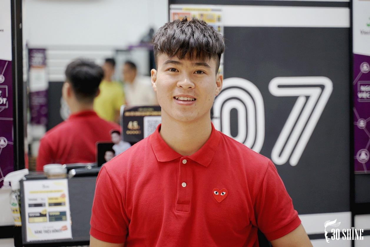 """Duy Mạnh - Đình Trọng thử một lần """"chơi lớn"""" kiểu tóc hot trend 2020 để xem fan có trầm trồ và cái kết - Ảnh 4."""