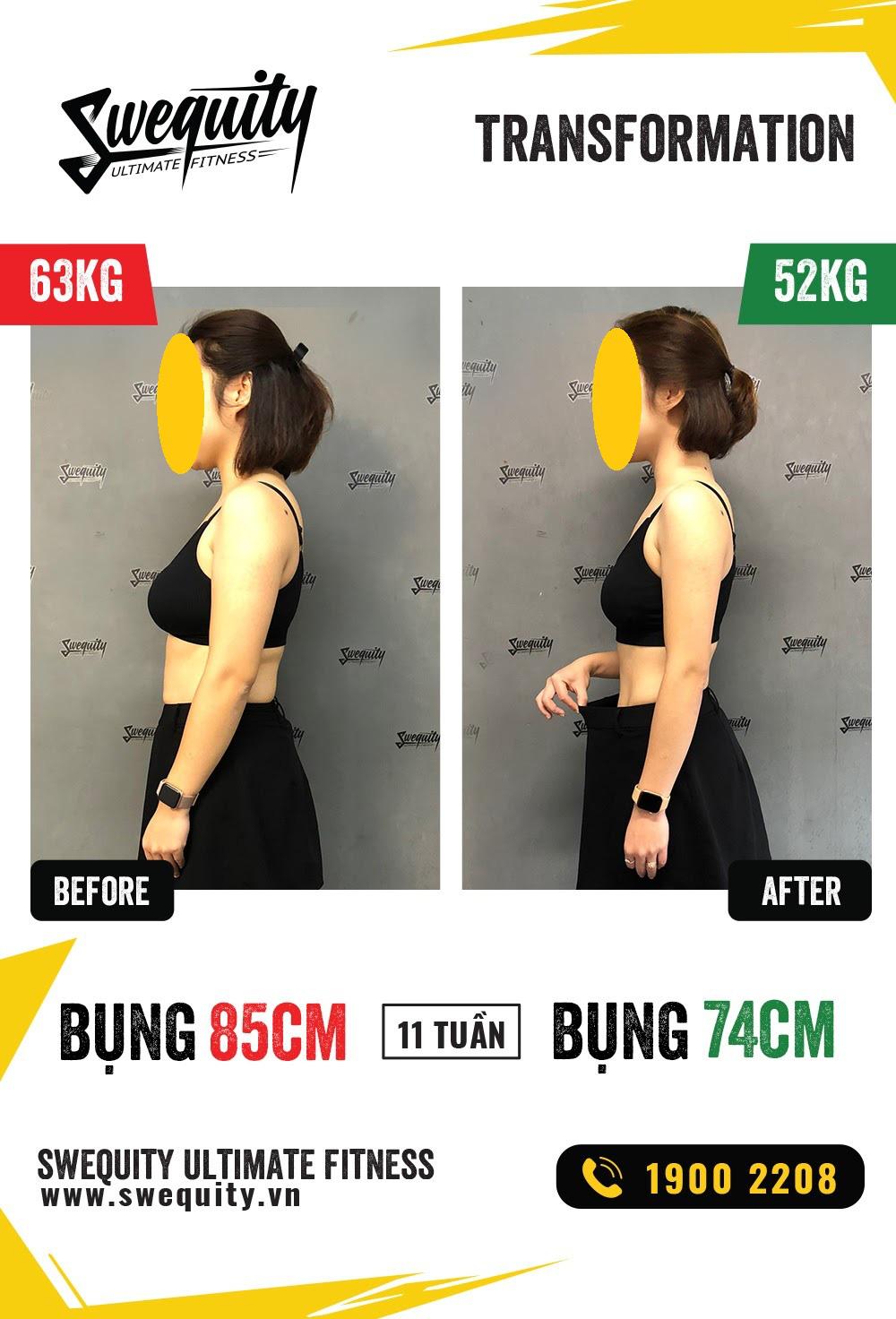 """CEO chuỗi phòng gym hot lần đầu bật mí cách giảm béo cho """"ca khó"""" - Ảnh 3."""