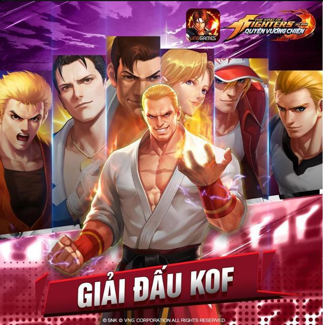 KOF AllStar VNG – Quyền Vương Chiến trước thềm Open Beta: Game thủ thắc mắc, NPH trả lời - Ảnh 4.
