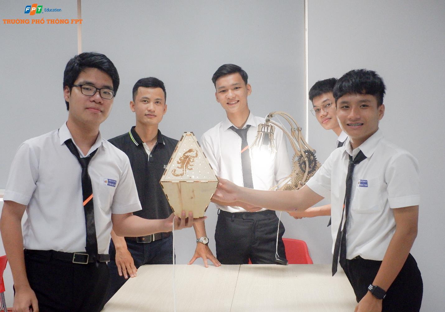Giáo dục phổ thông thế kỷ 21 tại trường THPT FPT Đà Nẵng - Ảnh 3.
