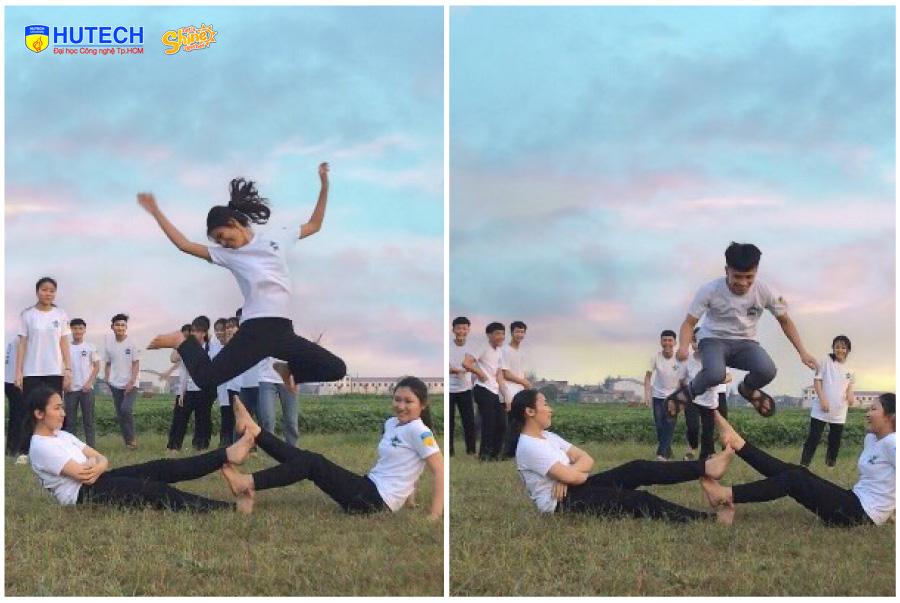 Ngắm tuổi thanh xuân trong kỷ yếu giản dị của học sinh THPT Mai Thúc Loan (Hà Tĩnh) - Ảnh 3.