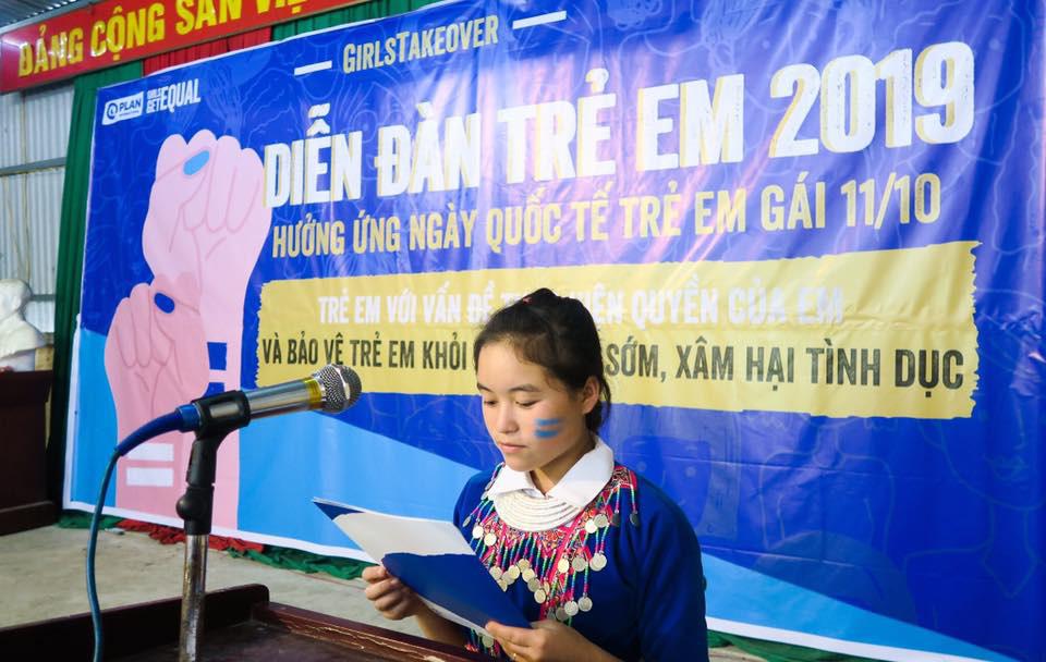 Bảo Hân trong Về nhà đi con trở thành đại sứ cho chiến dịch Hành trình 247+ Vì em gái bình đẳng 2020 tại Việt Nam - Ảnh 4.