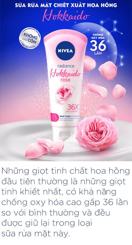 """Hè năm nay, hãy kết nạp """"siêu phẩm hoa hồng Hokkaido vào công cuộc skincare để mang thanh xuân về cho làn da của bạn - Ảnh 9."""