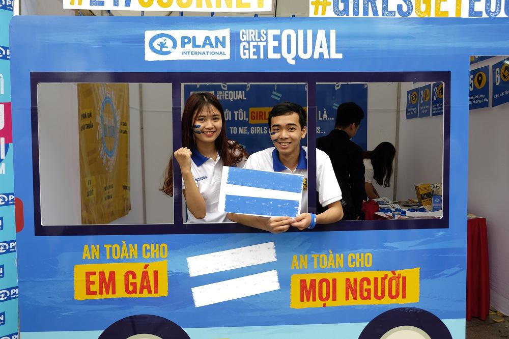Bảo Hân trong Về nhà đi con trở thành đại sứ cho chiến dịch Hành trình 247+ Vì em gái bình đẳng 2020 tại Việt Nam - Ảnh 2.