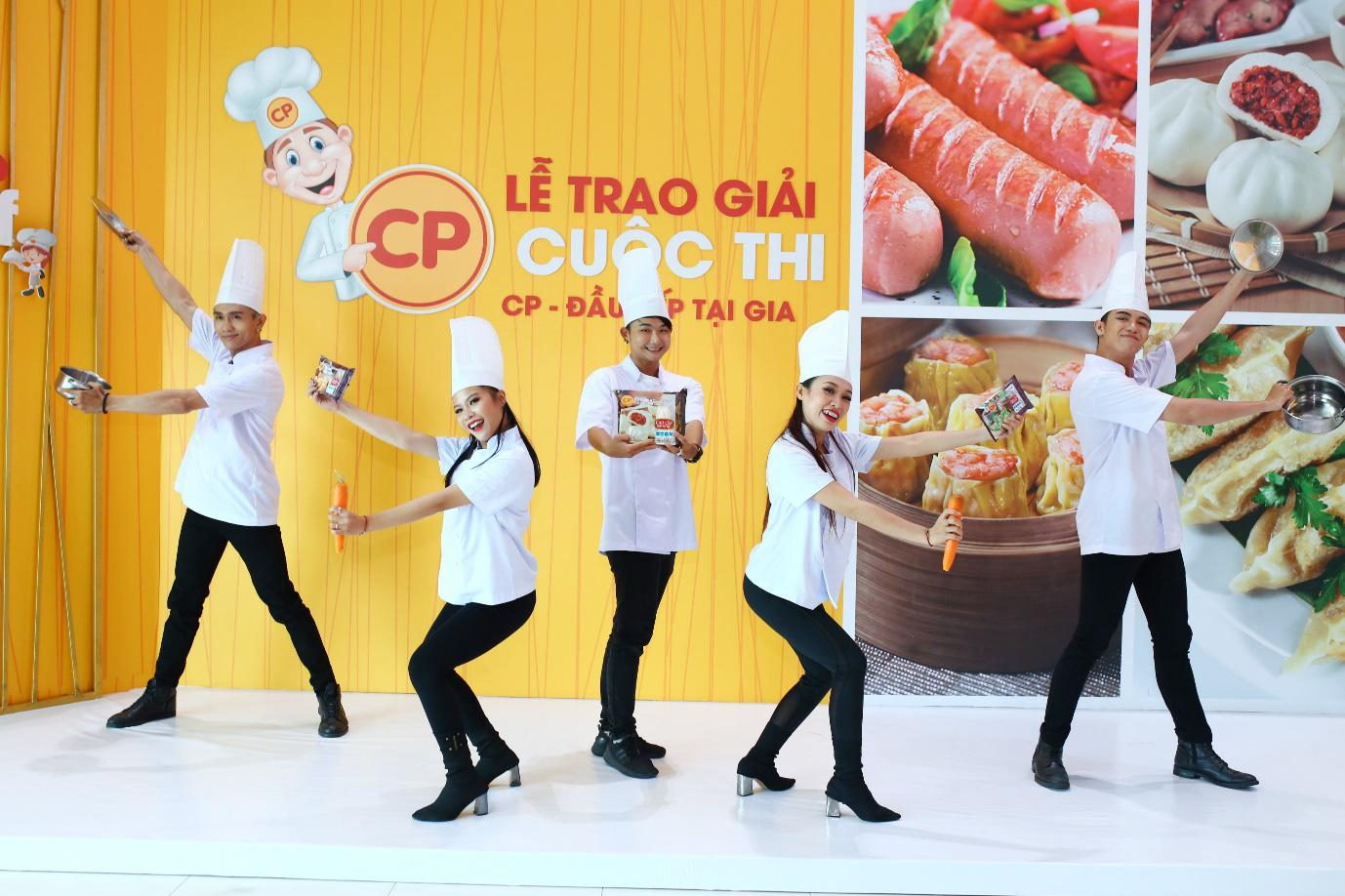 """CPFoods đã tìm ra chủ nhân của giải thưởng """"CP – Đầu bếp tại gia"""" - Ảnh 2."""