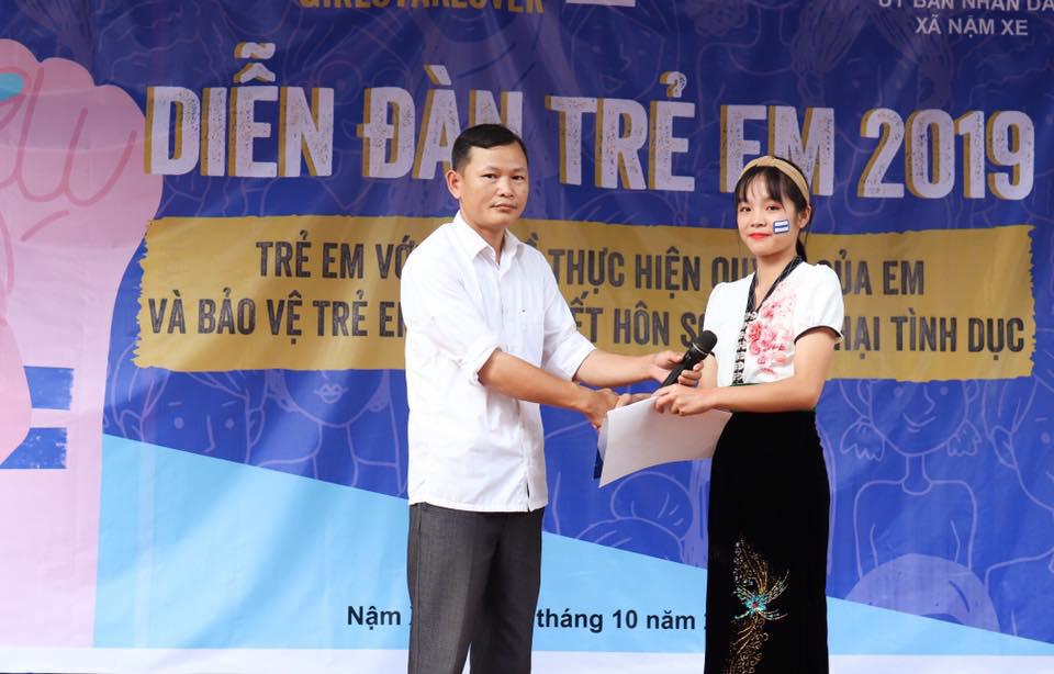 Bảo Hân trong Về nhà đi con trở thành đại sứ cho chiến dịch Hành trình 247+ Vì em gái bình đẳng 2020 tại Việt Nam - Ảnh 3.