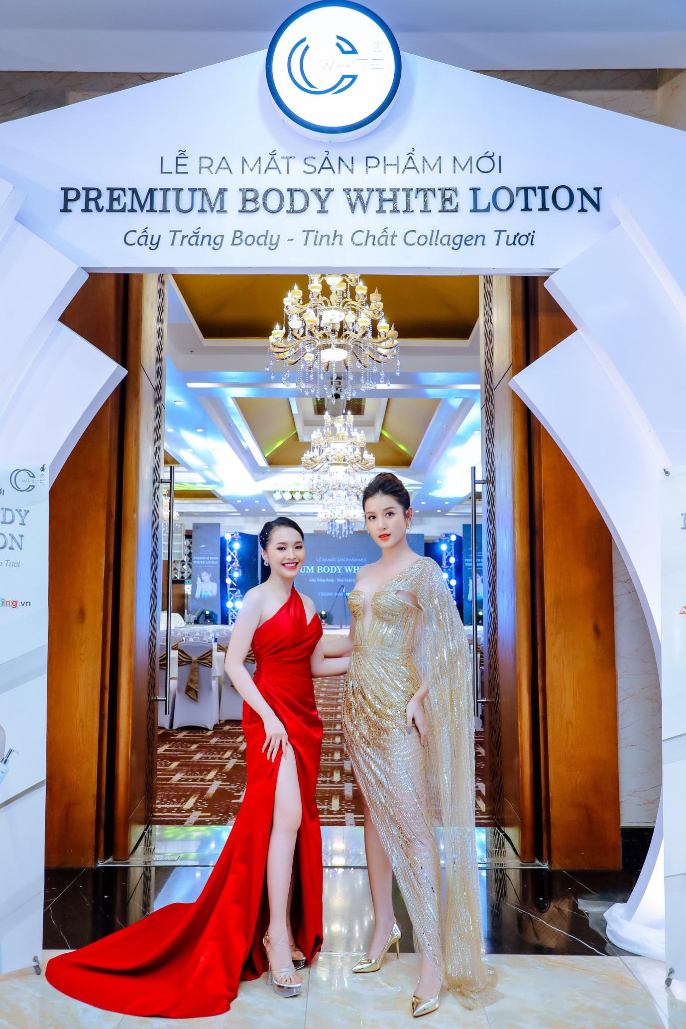 Á hậu Huyền My đồng hành cùng thương hiệu mỹ phẩm CC.WHITE ra mắt sản phẩm mới - Ảnh 1.
