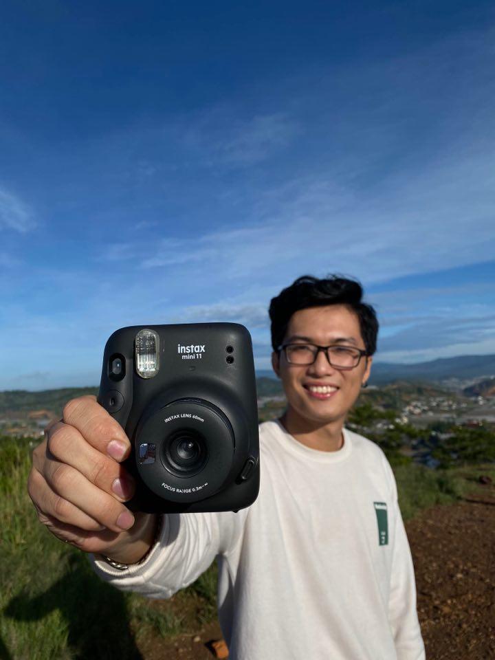 Bắt kịp xu hướng máy chụp ảnh lấy liền siêu hot của giới trẻ thế giới cùng Instax Mini 11 - Ảnh 2.