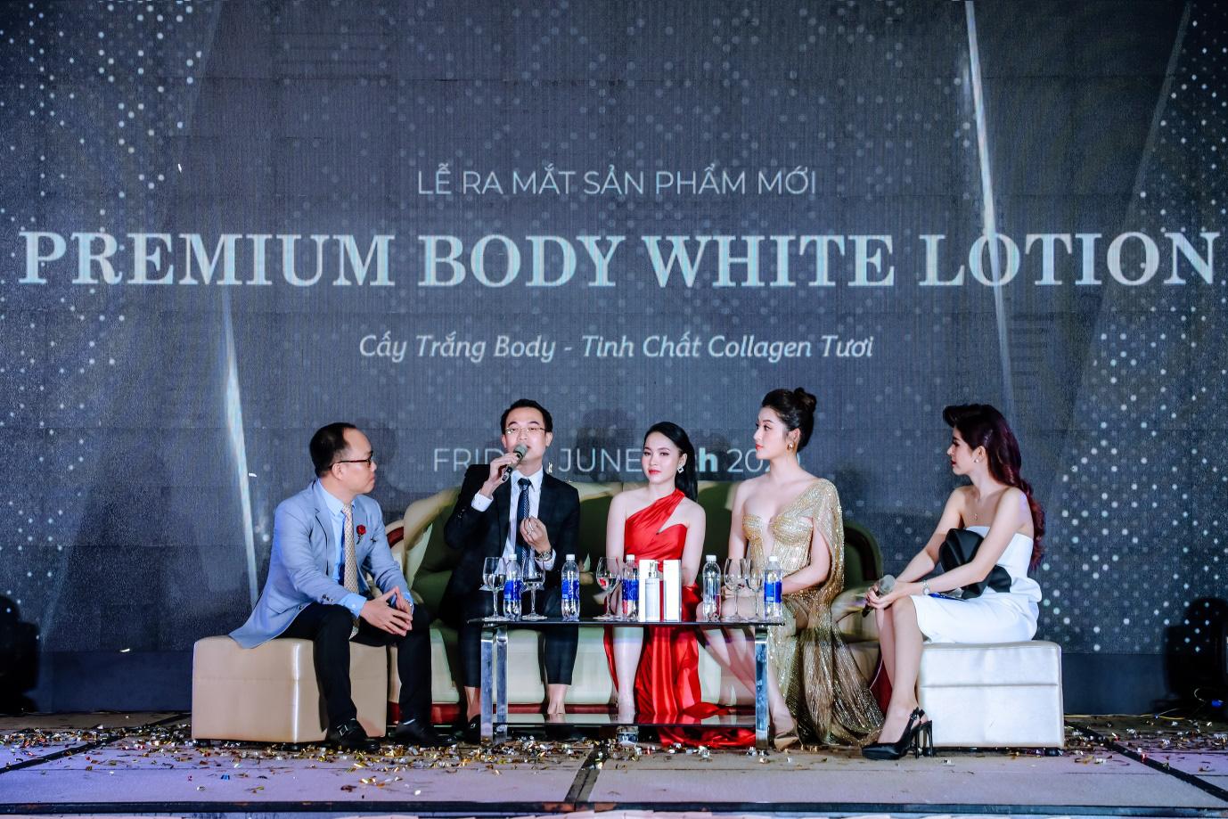 Á hậu Huyền My đồng hành cùng thương hiệu mỹ phẩm CC.WHITE ra mắt sản phẩm mới - Ảnh 3.