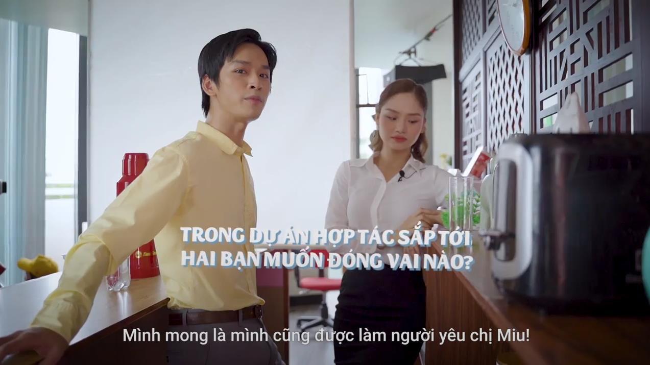 """Đây là phản ứng của Miu Lê khi Trần Nghĩa muốn được làm """"người yêu"""" - Ảnh 3."""