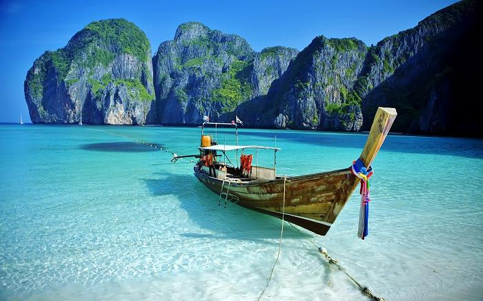 Sau nhiều tháng đóng cửa do dịch bệnh cuối cùng Thái Lan cũng đang xem xét mở cửa du lịch trở lại - Ảnh 3.
