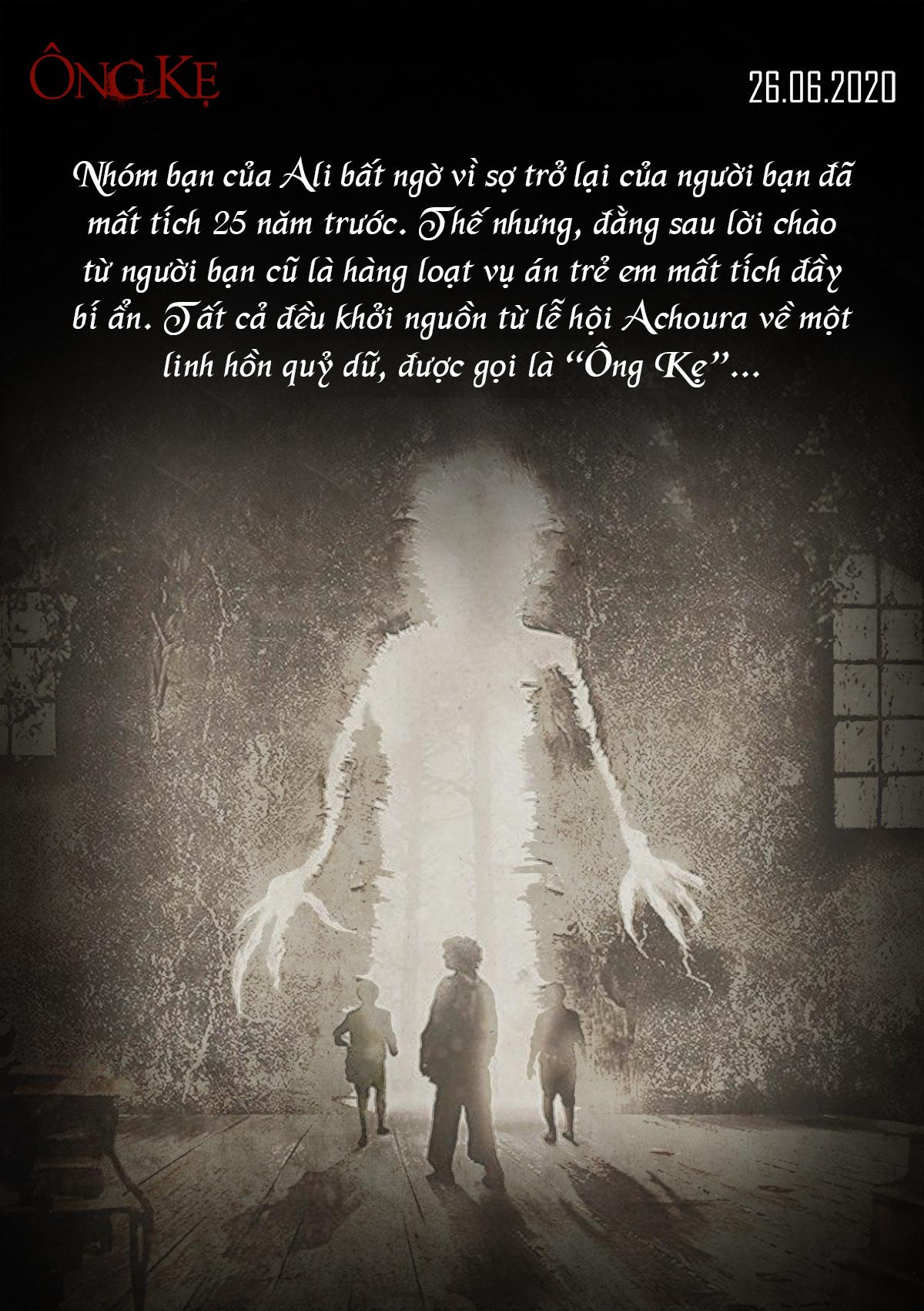 Ông Kẹ - Nỗi sợ kinh hoàng của tuổi thơ tái xuất đầy ám ảnh - Ảnh 4.