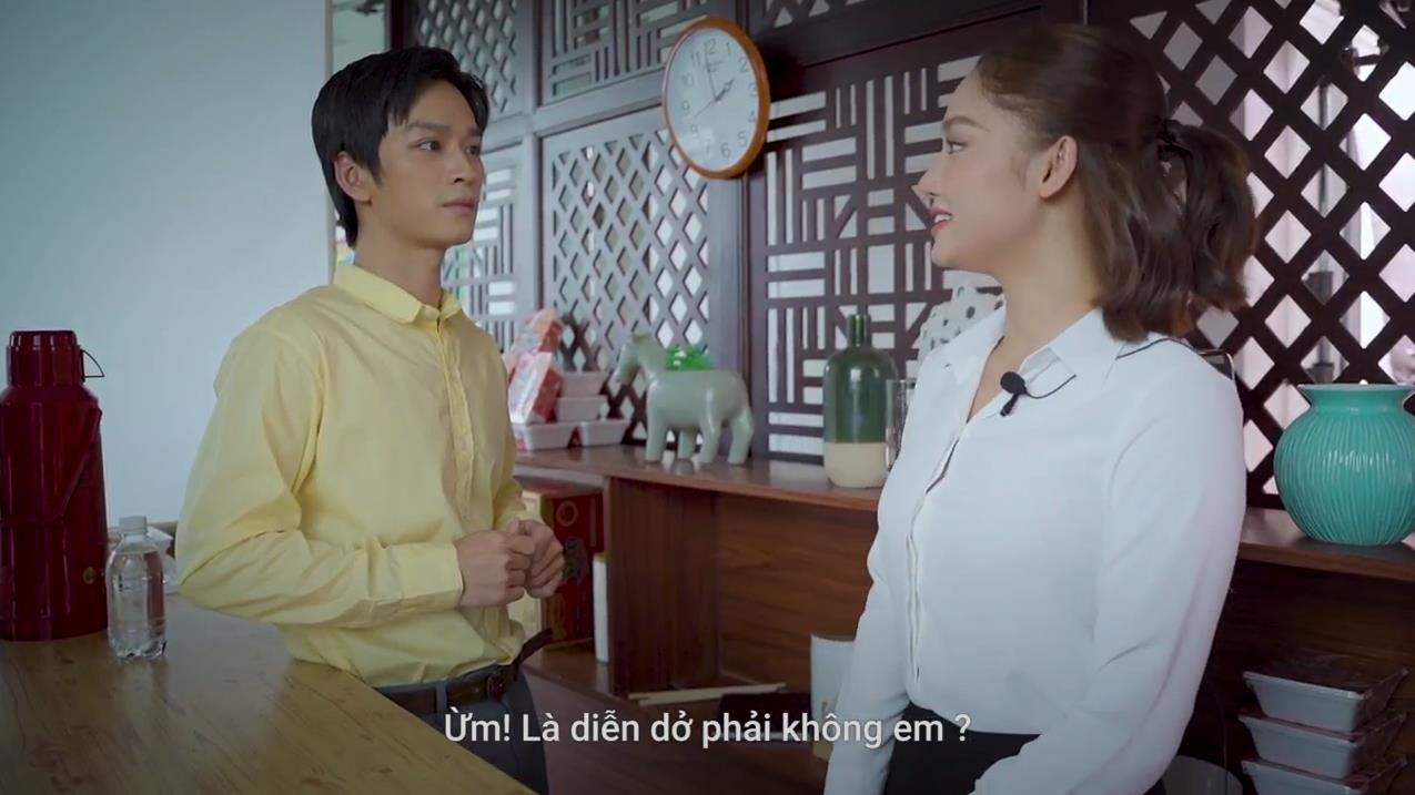 """Đây là phản ứng của Miu Lê khi Trần Nghĩa muốn được làm """"người yêu"""" - Ảnh 4."""