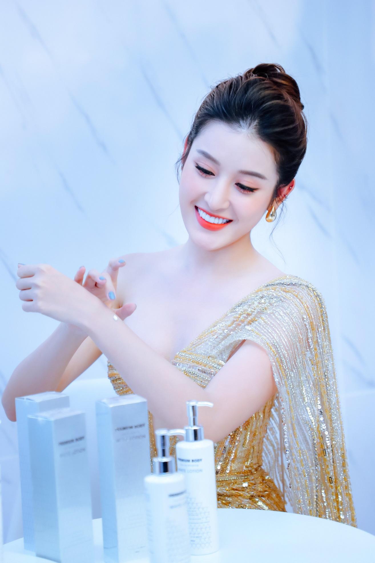 Á hậu Huyền My đồng hành cùng thương hiệu mỹ phẩm CC.WHITE ra mắt sản phẩm mới - Ảnh 5.