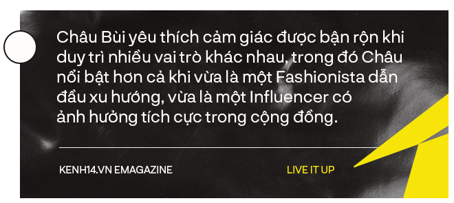 Cuộc phiêu lưu thời trang của cô nàng 24 tuổi: Từ Fashionista đình đám tới một Châu Bùi sẵn sàng đương đầu thách thức với thương hiệu mới toanh đầy hứa hẹn - Ảnh 3.