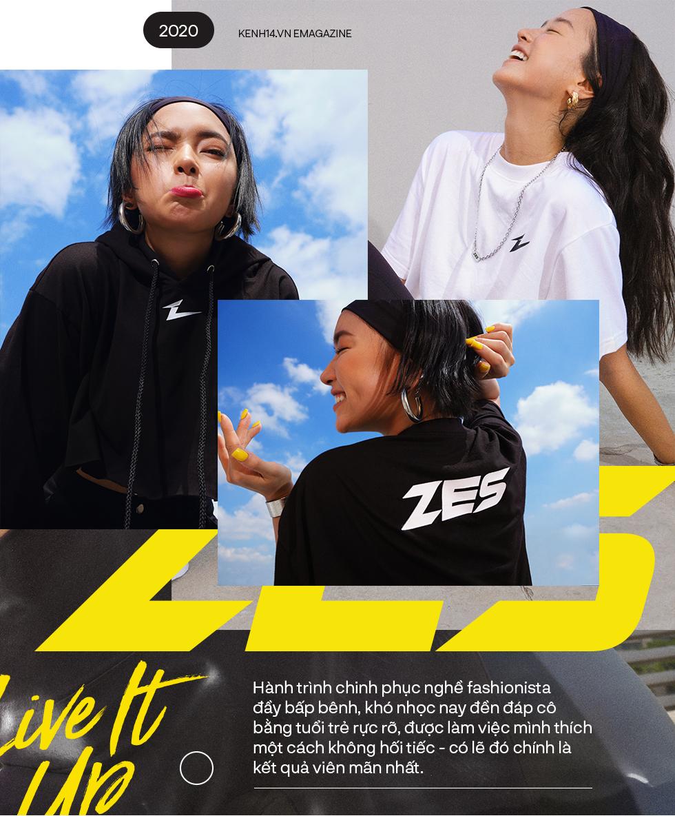 Cuộc phiêu lưu thời trang của cô nàng 24 tuổi: Từ Fashionista đình đám tới một Châu Bùi sẵn sàng đương đầu thách thức với thương hiệu mới toanh đầy hứa hẹn - Ảnh 4.