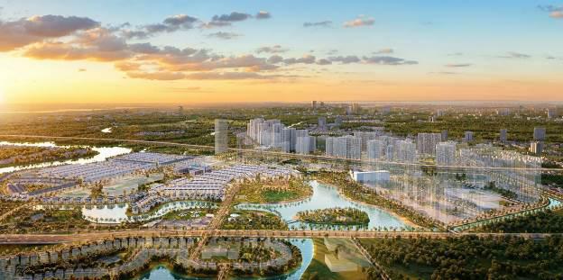 Bất động sản phía Đông TP Hồ Chí Minh phát triển sau cú hích quy hoạch - Ảnh 1.
