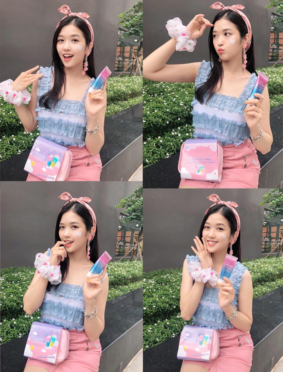 Giải mã sức hút của kem chống nắng giá bình dân xịn sò mà nhiều nàng hot girl Việt đang mê mẩn - Ảnh 3.