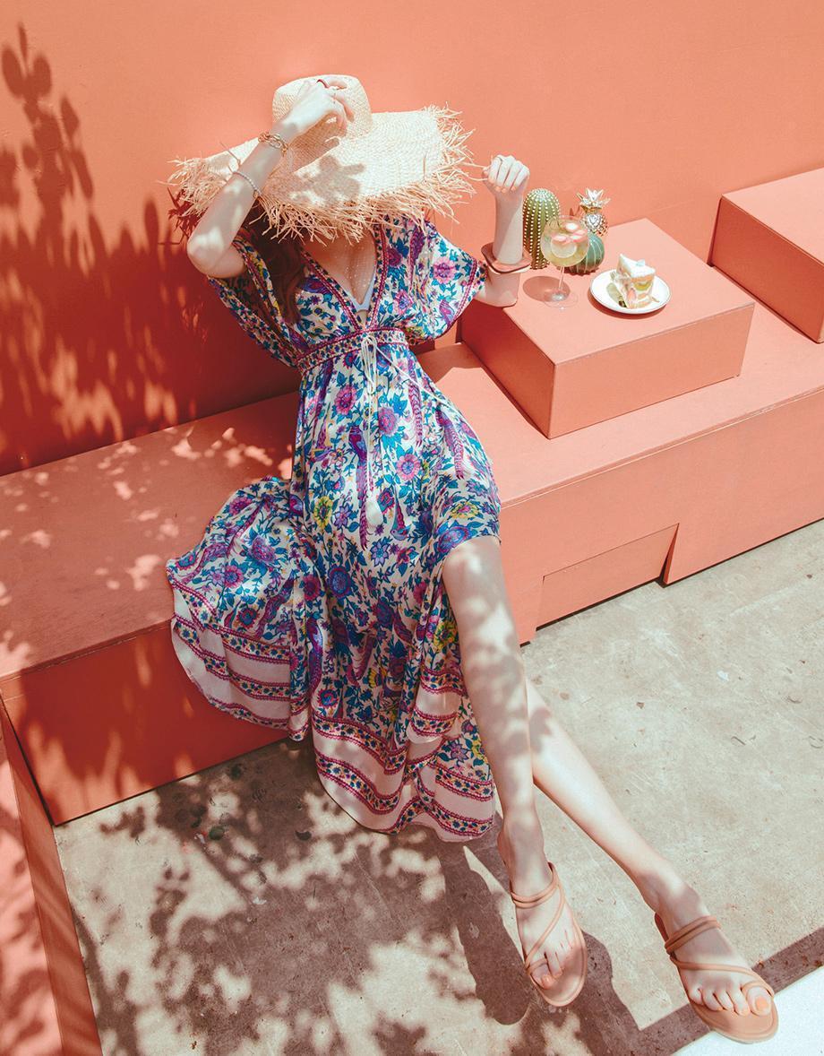 Điểm danh những item đậm chất summer không thể thiếu trong tủ đồ mùa hè của bạn - Ảnh 4.
