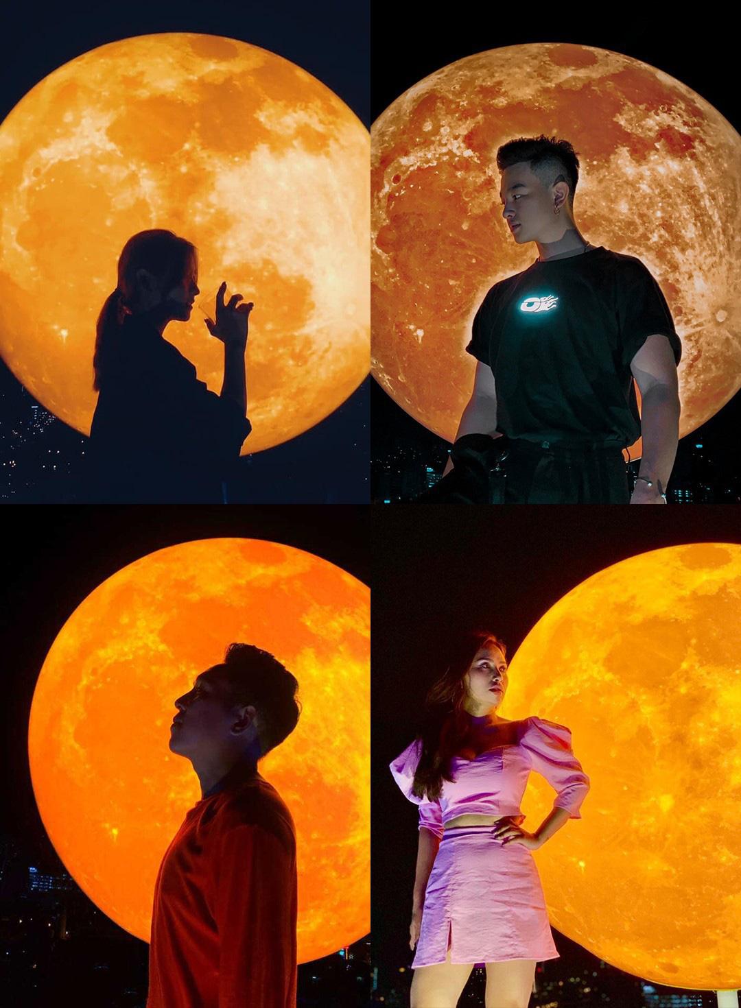 Sự kiện có 1-0-2: Đệ nhất sống ảo cùng siêu trăng tại Sài Gòn - Ảnh 5.